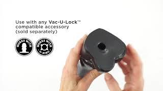 Vac-U-Lock - CodeBlack Jumbo Jack Man O' War Attachment