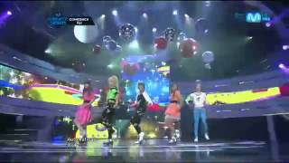 Full HD 1080p 120614 fx   Jet  INTRO   Electric Shock Live @ Comeback Stage