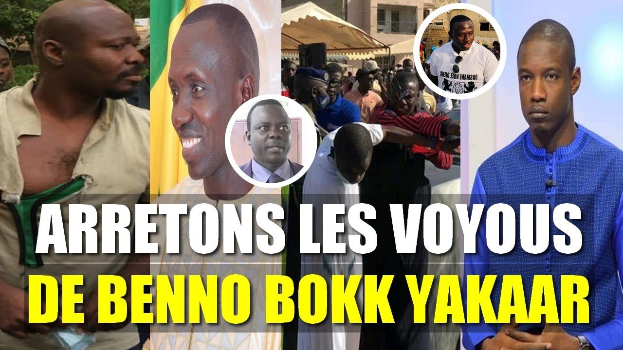 Jotna Ñu Arrêter Nervis Macky Sall Yiy Agresser Ak Menacer Sénégalais Yi