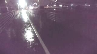 大阪の石川がエライことに 台風21号 氾濫危険水位 thumbnail