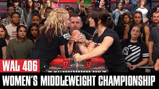 WAL 406: Women's Middleweight Championship thumbnail