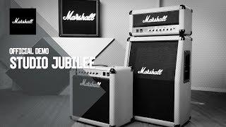 Studio Jubilee | Official Demo | Marshall