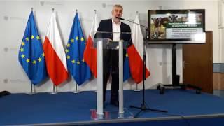 Minister rolnictwa mówi o Michale Kołodziejczaku i partii Prawda