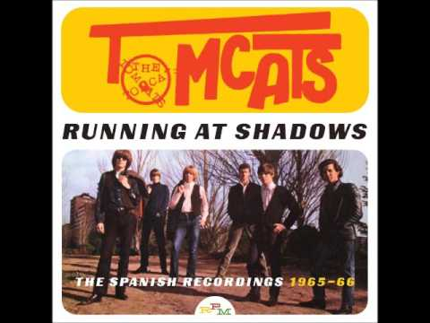 The Tomcats - Running at Shadows: The Spanish Recordings 1965-1966