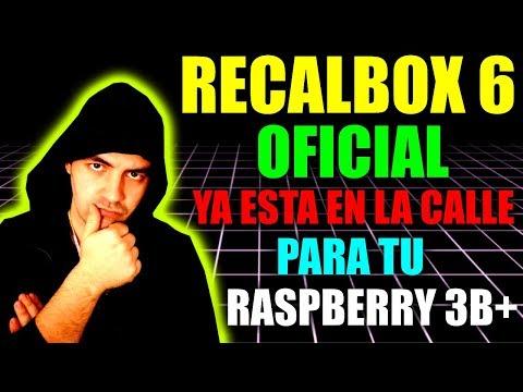 NUEVO RECALBOX 6