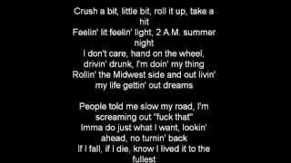Kid Cudi - Pursuit of Happiness lyrics