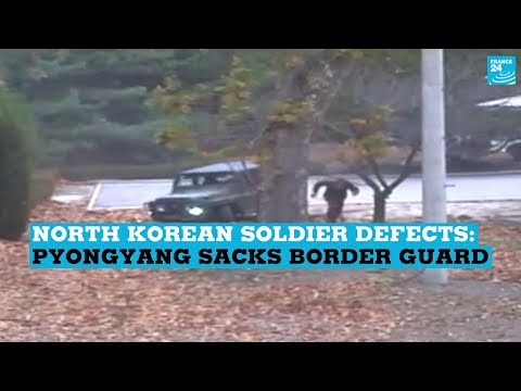 فرانس 24:North Korean soldier defects: Pyongyang sacks border guard