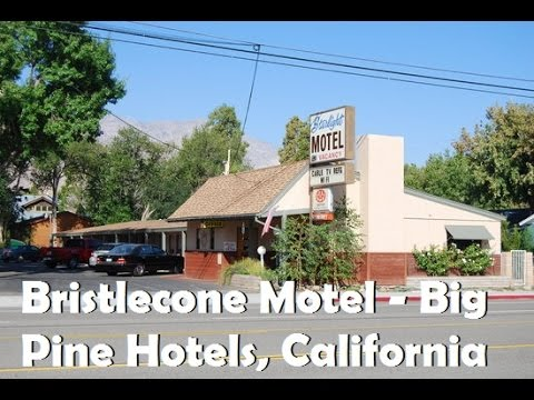 Bristlecone Motel - Big Pine Hotels, California