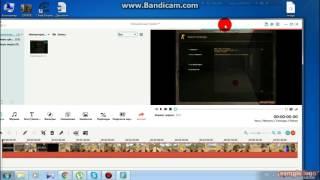 Первое видео. Как можно загрузить видео в ютуб с Filmora.