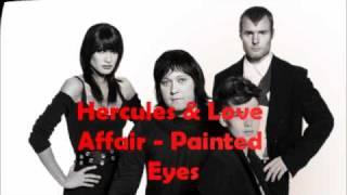 Hercules & Love Affair - Painted Eyes