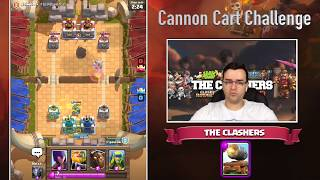 Clash Royale - Бесен съм! - Cannon CART Draft Challenge