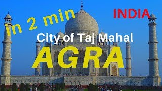 Best places to visit in Agra ||  by Amazing Wow world