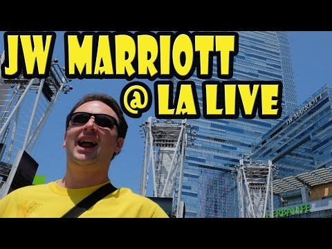 JW Marriott Los Angeles at LA Live DETAILED Review