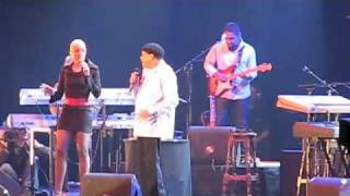 Tribute to Al Jarreau  Debbie Davis  ' Valentine's Day'... 'Says'@ North Sea Jazz 2008