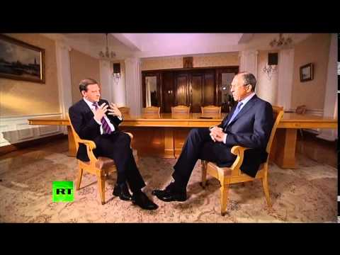 Russia has no intention to send troops into Ukraine -- Lavrov - RT