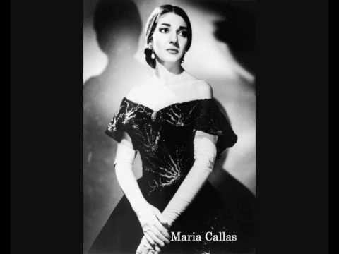 R. Leoncavallo - I Pagliacci - Nedda's Aria 'Stridono Lassú' By Maria Callas (1955) .