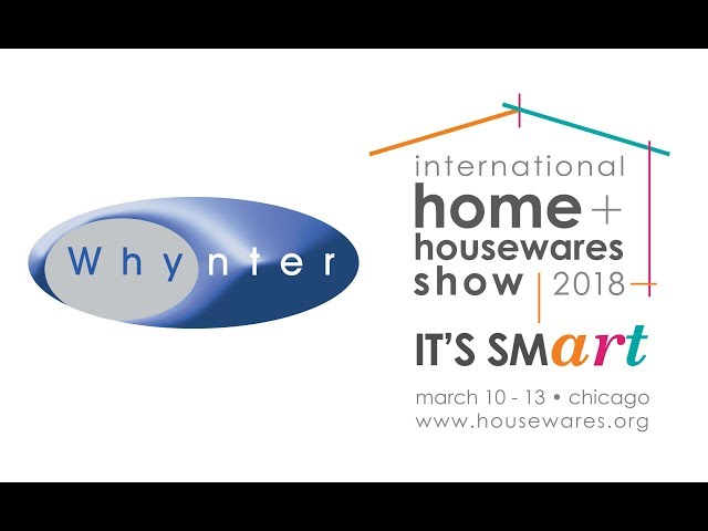 Whynter at the 2018 International Home & Housewares Show