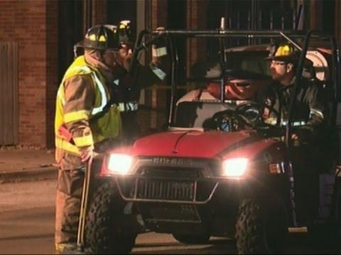 Central Illinois Gas Explosion Kills One