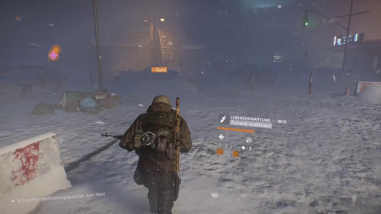 überleben Hunter