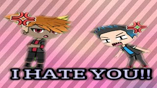 ICH HASSE DICH!!!☆BL/Yaoi Love Story☆Episode 5 Teil 1