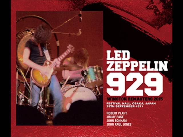 Led Zeppelin ー Immigrant Song (SBD:1971/09/29) | cinnamon