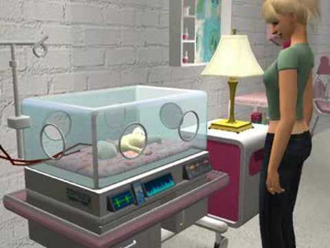 Baby bed youtube - Incubator For Sims 2 Pc Version Youtube