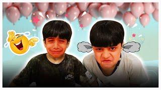 تحدي عادل غشاش و سوبر بوبو عصب و زعل - فريق عدنان