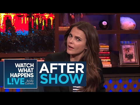 After : Keri Russell And Matthew Rhys On The Final Season Of 'The Americans'  WWHL