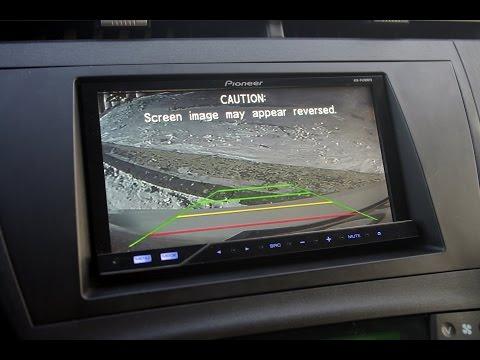 Toyota/Lexus: омыватель для камер заднего вида