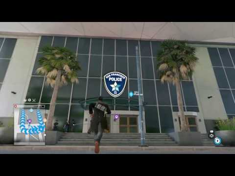 Police Station Was Found Out! Watch Dogs 2
