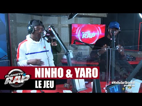 Youtube: Ninho«Le jeu» ft Yaro #PlanèteRap