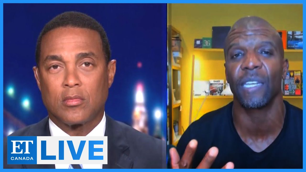 CNN's Don Lemon, Terry Crews have heated discussion over Black ...