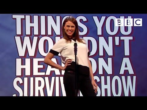 Things you wouldn't hear on a survival show - Mock the Week: Series 14 Episode 2 Preview - BBC Two