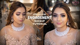 Engagement Makeup Look | 2019 Makeup Trends | Step By Step Engagement Makeup Tutorial