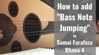 Are You Adding Bass to Your Oud Playing?