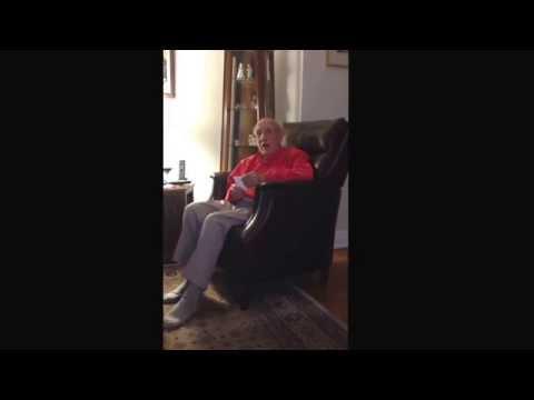Barry O'Neill sings Eli Jenkins Prayer