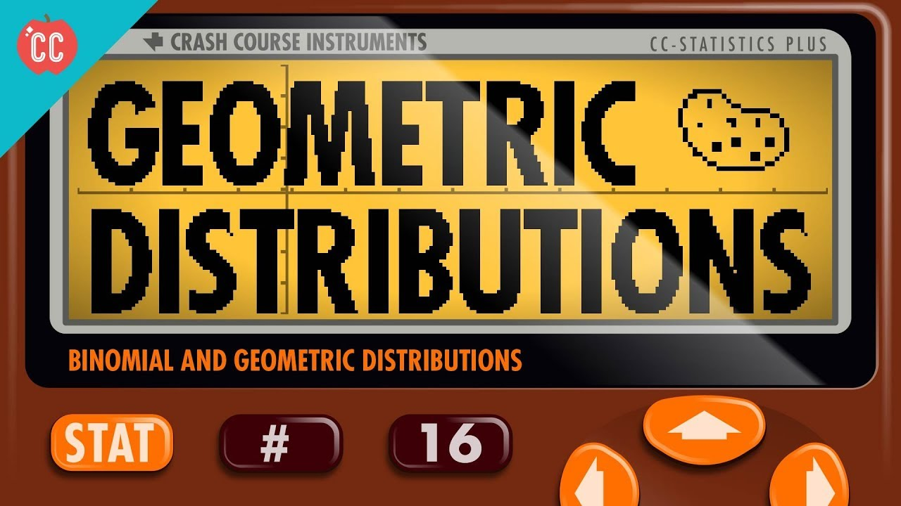 Geometric Distributions & The Birthday Paradox: Crash Course Statistics #16