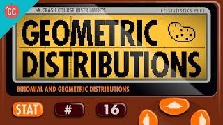 Geometric Distributions & The Birthday Paradox: Crash Course Statistics #16