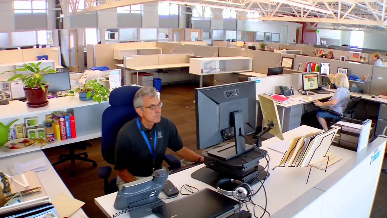 Energy 101: Energy Efficient Commercial Buildings - YouTube