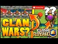 CLAN WARS in (cr) Clash Royale | Clash Royale Clan War 2018 April Update | Clash With Bhargav |Hindi