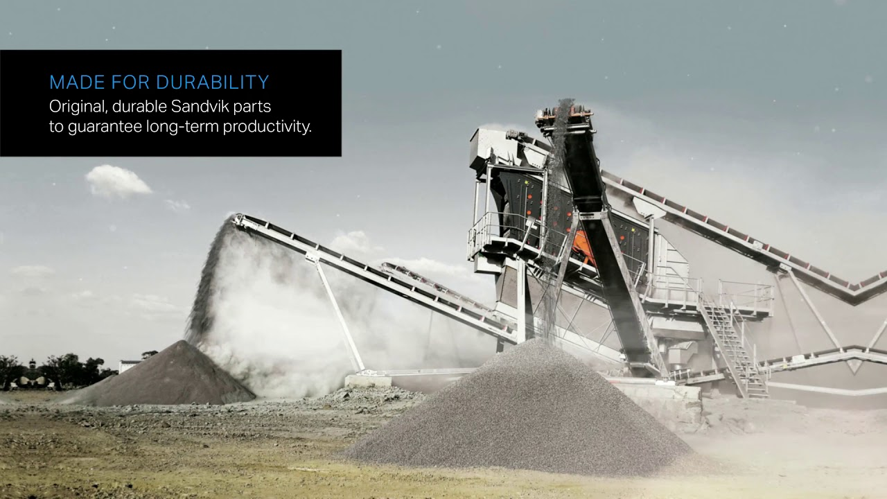 Sandvik Plant Solutions - FastPlant