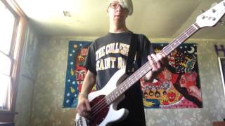 Blink 182-The Rock Show Bass Cover
