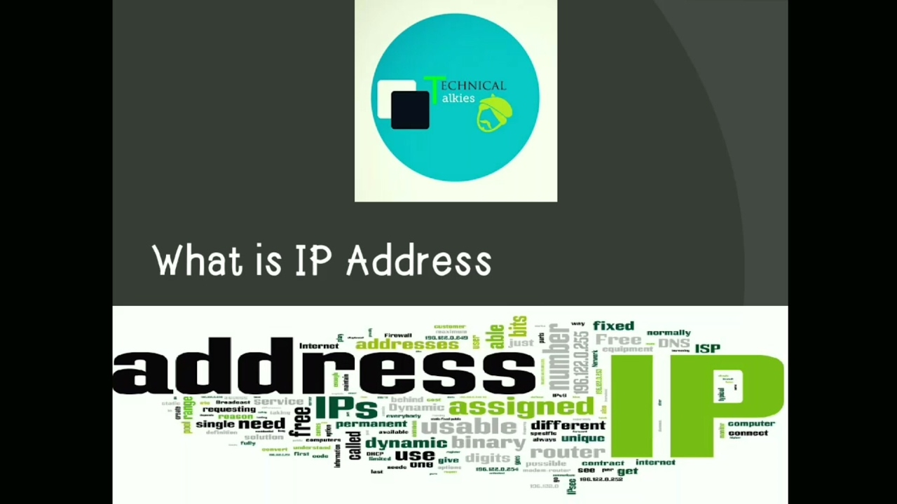 how to know ip address of youtube