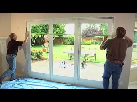 JELD-WEN: How to Measure for a Replacement Patio Door