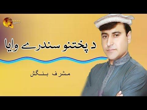 Waya Waya | Pashto Singer Musharaf Bangash | HD Song