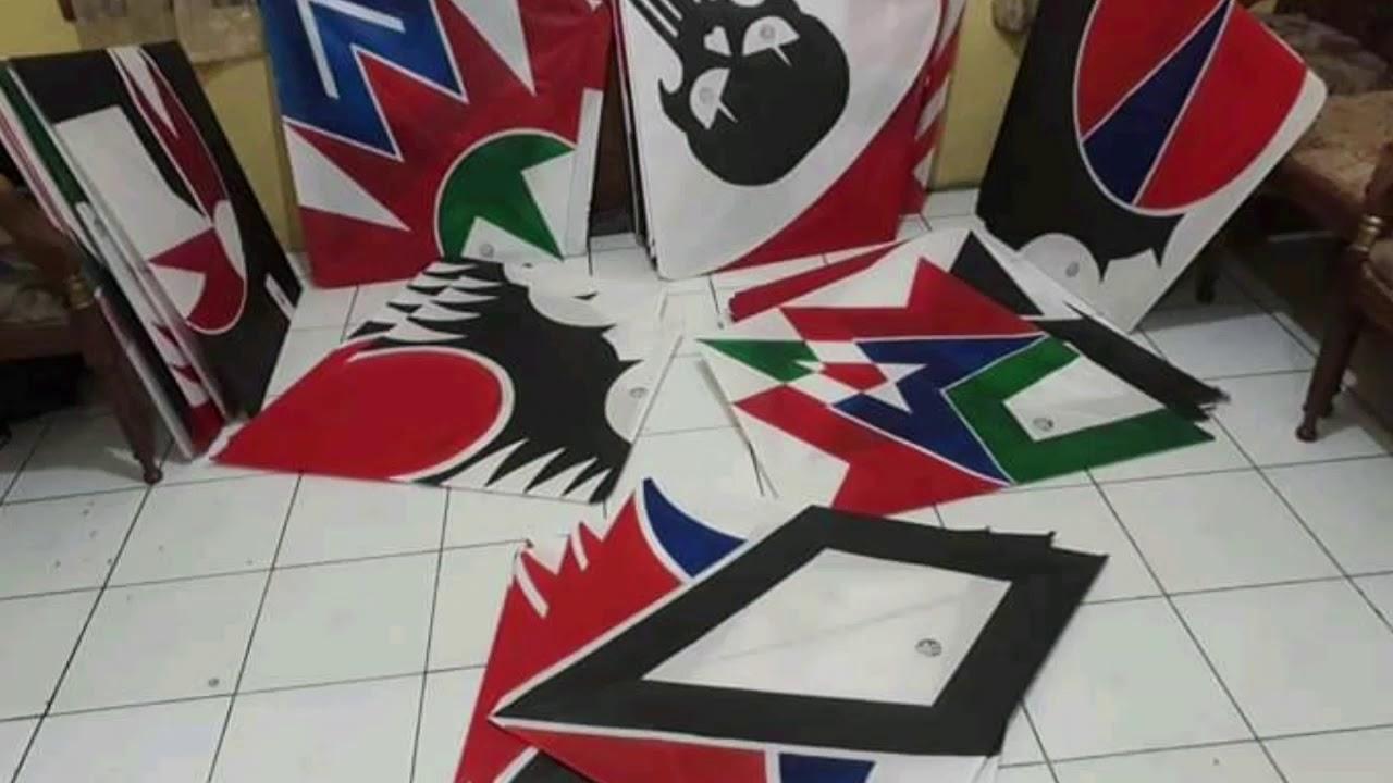 Viral Kumpulan Poto Cap Layang Layang Ter Hits Fighter Kites Youtube