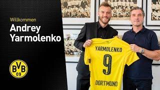 Vorgestellt: BVB-Neuzugang Andrey Yarmolenko