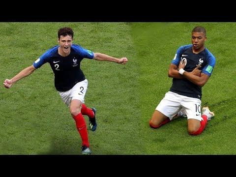 Tous les Buts de l'Équipe de France en 2018