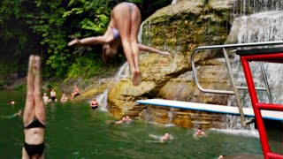 WATERFALL Diving | Fruitocracy Field trip