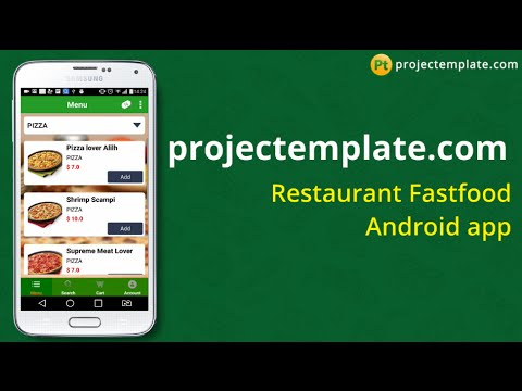 MeetSource - Restaurant Fastfood Mobile App for Android